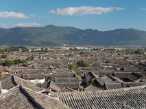 Lijiang old town, yunnan, China Royalty Free Stock Photography