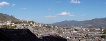 Lijiang old town, yunnan, China Royalty Free Stock Photo