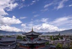 LiJiang OldTown Royalty-vrije Stock Afbeeldingen