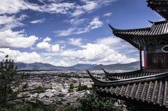 LiJiang OldTown Royalty-vrije Stock Fotografie