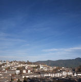 Lijiang Oude Stad stock foto's