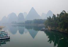 Lijiang river Royalty Free Stock Photography