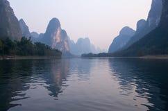 Lijiang river Stock Image