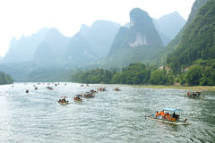 Lijiang River Stock Photography