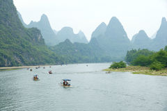 Lijiang River Stock Photo