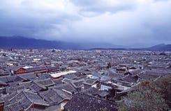 Lijiang stary miasteczko Zdjęcie Stock
