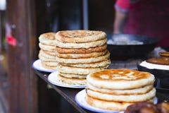 Lijiang: traditioneel Chinees voedsel stock afbeeldingen