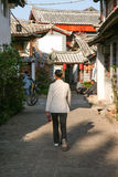 Lijiang village Royalty Free Stock Image