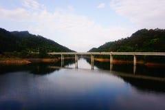 Lijiang waterscape royaltyfria foton