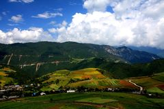 Lijiang, Yunnan, Κίνα Στοκ Φωτογραφίες