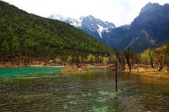 Lijiang, Yunnan, Κίνα Στοκ εικόνες με δικαίωμα ελεύθερης χρήσης