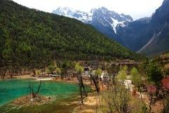 Lijiang, Yunnan, Κίνα Στοκ Φωτογραφία