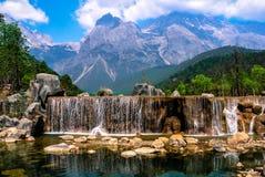 Lijiang, Yunnan Stockfotografie