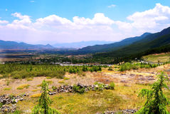 Lijiang, Yunnan Royalty Free Stock Photography