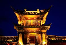 Lijiang, Yunnan, China Imagens de Stock