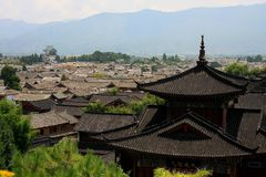 Lijiang, Yunnan, China foto de stock
