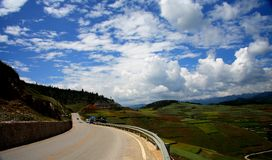Lijiang, Yunnan, China Fotos de archivo libres de regalías