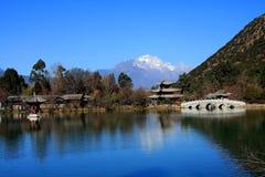 Lijiang, Yunnan, China Fotografia de Stock
