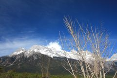 Lijiang, Yunnan, China fotografia de stock