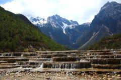 Lijiang, Yunnan, China Royalty-vrije Stock Afbeelding