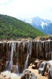 Lijiang, Yunnan, China Stock Afbeelding