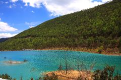 Lijiang, Yunnan, China Royalty-vrije Stock Fotografie