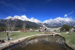 Lijiang ,Yunnan,China Royalty Free Stock Photo