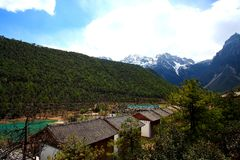 Lijiang ,Yunnan,China Royalty Free Stock Images