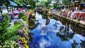 Lijiang in Yunnan, China Stock Photos