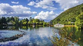 Lijiang in Yunnan, China Royalty Free Stock Photo