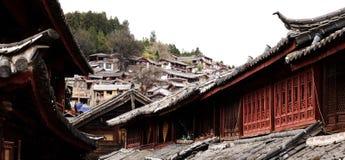 Lijiang in yunnan province Stock Photos