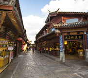 Lijiang in Yunnan Province, China Stock Photography