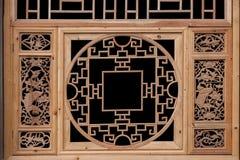 Lijiang, Yunnan Shuhe residential street grilles Royalty Free Stock Images