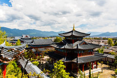 Lijiangmu Huis royalty-vrije stock fotografie
