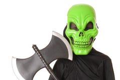 Lijkenetende geest Zes van Halloween Stock Foto's