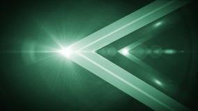 Lijn met verlichte LIJN als achtergrond vector illustratie