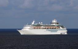 Lijnboot royalty-vrije stock foto