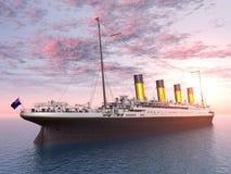 Lijnboot Stock Foto's