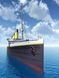 Lijnboot Stock Afbeeldingen