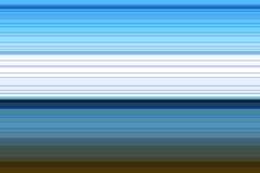 Lijnen Blauwe gouden beige witte fosforescerende abstracte achtergrond, ontwerp Royalty-vrije Stock Fotografie