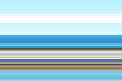 Lijnen Blauwe gouden witte fosforescerende abstracte achtergrond, ontwerp Stock Foto's