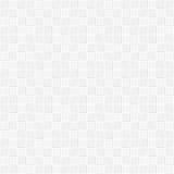 Lijnen in de vorm van een vierkant in verschillende richtingen op een witte achtergrond Royalty-vrije Stock Fotografie