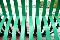 Lijnen Groene achtergrond stock foto's