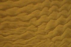 Lijnen in het zand Stock Afbeelding