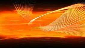 Lijnen van licht Stock Afbeelding