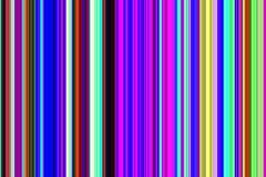 Lijnen in violette kleurrijke tinten, abstract textuur en patroon Stock Fotografie