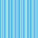 Lijnenachtergrond, blauw wit strepen vector naadloos patroon Royalty-vrije Stock Fotografie