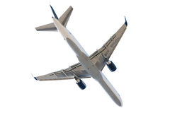 Lijnvliegtuig royalty-vrije stock foto