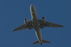 Lijnvliegtuig Royalty-vrije Stock Afbeeldingen