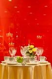 Lijst die voor speciale gebeurtenissen over vertoning plaatst Royalty-vrije Stock Afbeelding